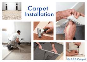 Carpet Installation - Beverly Square West 11226