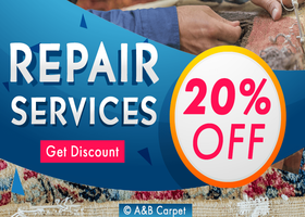 Special Deal for those who faced Water or Fire damage - A and B Carpet