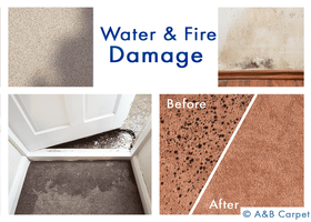Water and Fire Damage Repair - Beverly Square West 11226